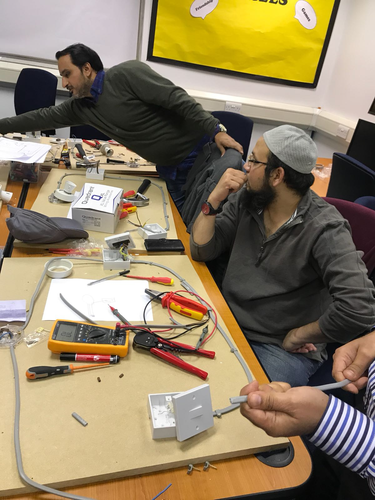 Electrical Course Training Cranbrook College